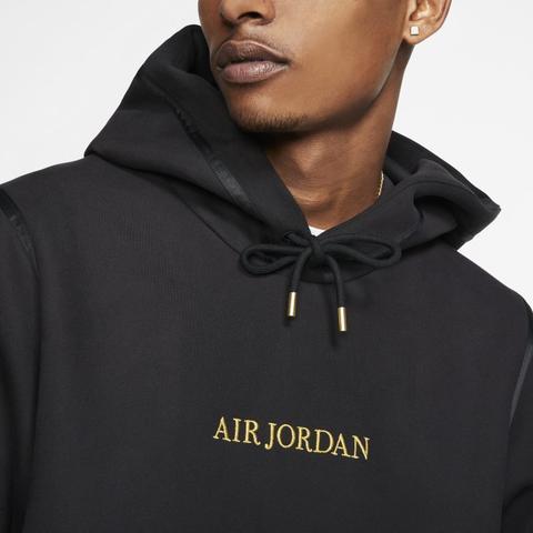 official photos 3caa2 4e19a Jordan Remastered Herren-hoodie - Schwarz from Nike on 21 Buttons