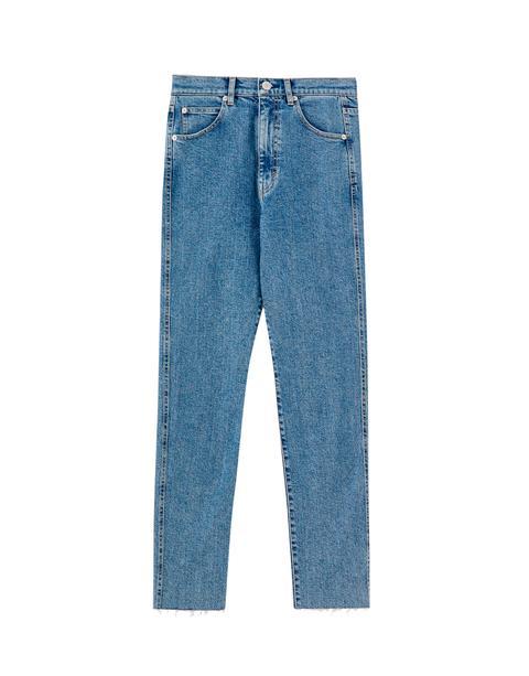 Jeans Slim Mom Comfort Color