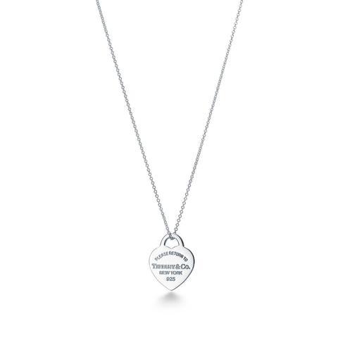 Return To Tiffany™ Heart Tag Pendant