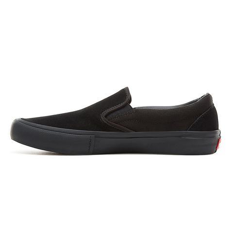 Vans Zapatillas Slip-on Pro (blackout) Mujer Negro