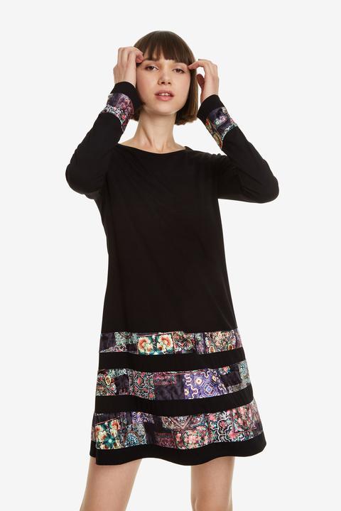 Vestido Evase Boho de Desigual en 21 Buttons