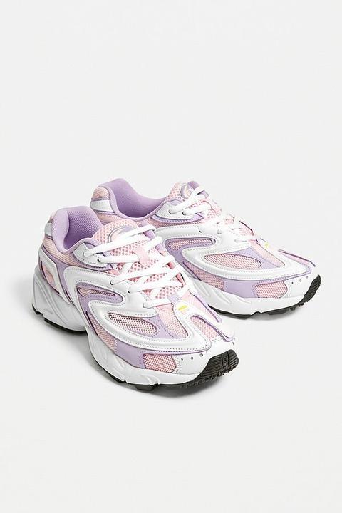 Fila Creator Pink Trainers - Pink Uk 6