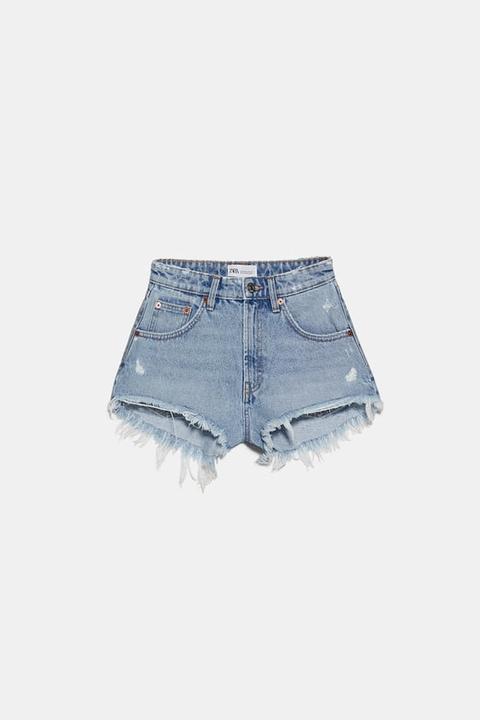 Shorts Hi Rise Hot Pant