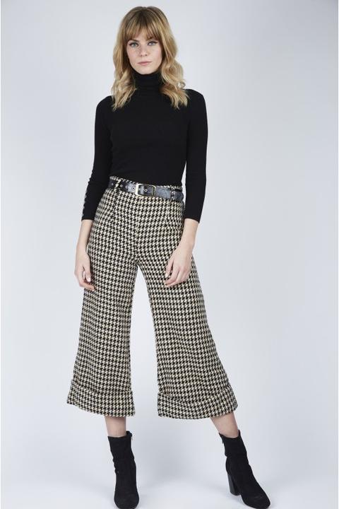 Pantalon Vesta Negro de Poète en 21 Buttons
