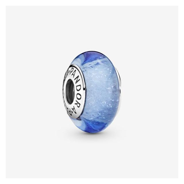 Charm Disney Cendrillon En Verre De Murano Bleu from Pandora on 21 Buttons