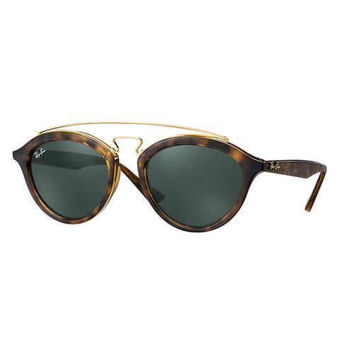 Rb4257 Gatsby Ii Mujer Sunglasses Lentes: Verde, Montura: Habana de Ray-Ban en 21 Buttons