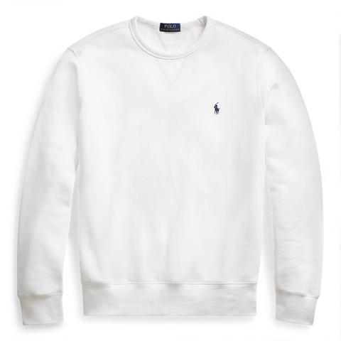 Sudadera Polar Con Cuello Redondo de Ralph Lauren en 21 Buttons