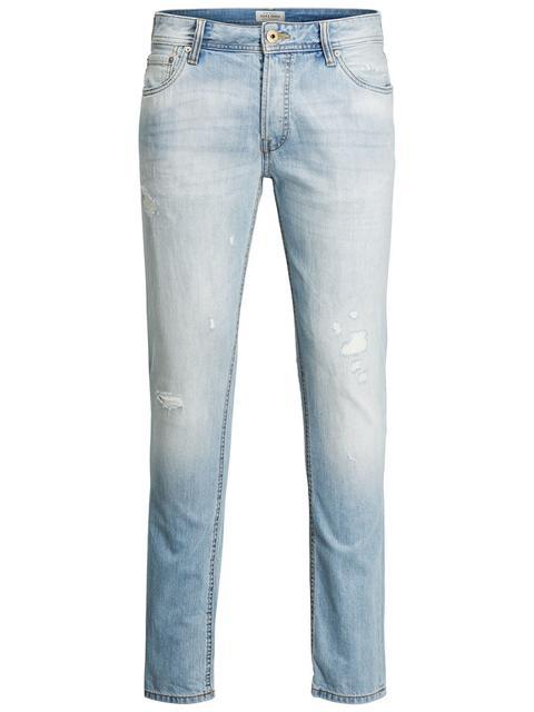 half off fac80 9b2e2 Tim Original Ge 957 Slim Fit Jeans Herren Blau from Jack & Jones on 21  Buttons