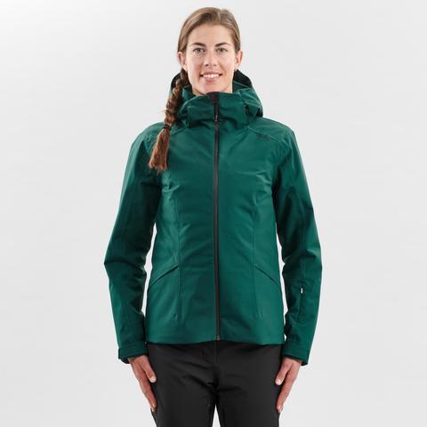 Abrigo Chaqueta Plumas Esquí Y Nieve Wed'ze 500 Mujer Blanco de Decathlon en 21 Buttons
