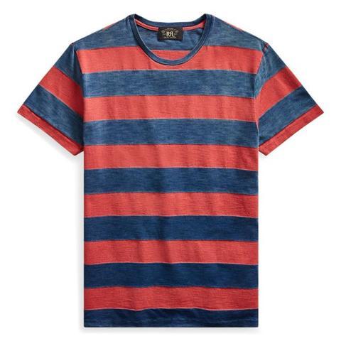 21 On Camiseta Algodón Mango Rayas Buttons From uFcK1J5Tl3