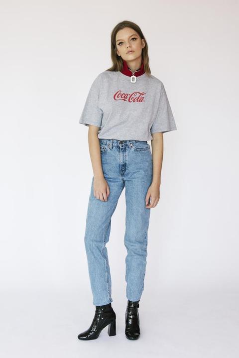 Levi's Stone Washed Boyfriend Jeans de ARIZONA VINTAGE en 21 Buttons