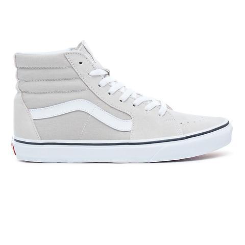 Vans Zapatillas Sk8-hi (silver Lining-true White) Hombre Beis