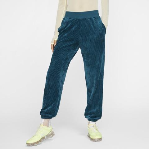 nike pantalon velours femme