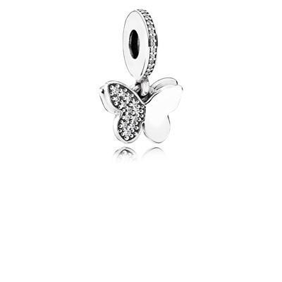 charms pandora farfalla
