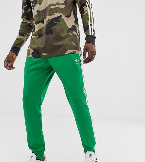 jogging vert adidas