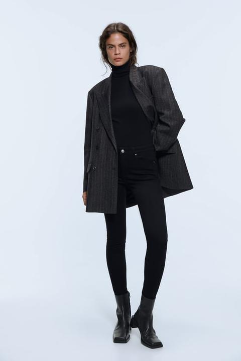 Skinny-jeans Zw Premium In Stay Black