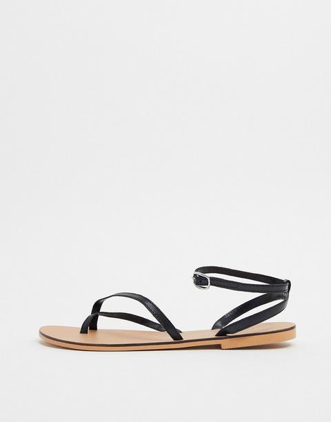 Topshop - Sandales - Noir