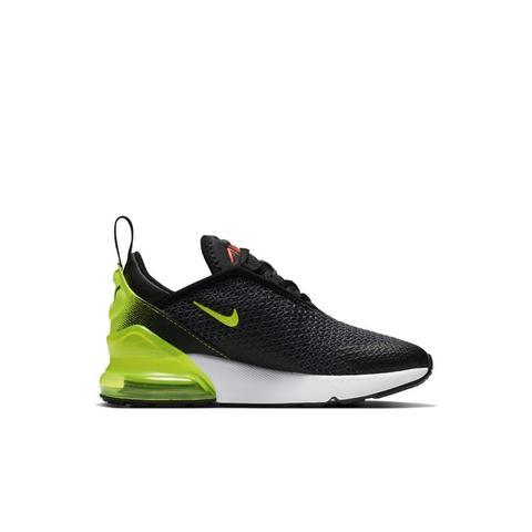 Scarpa Nike Air Max 270 - Bambini - Nero