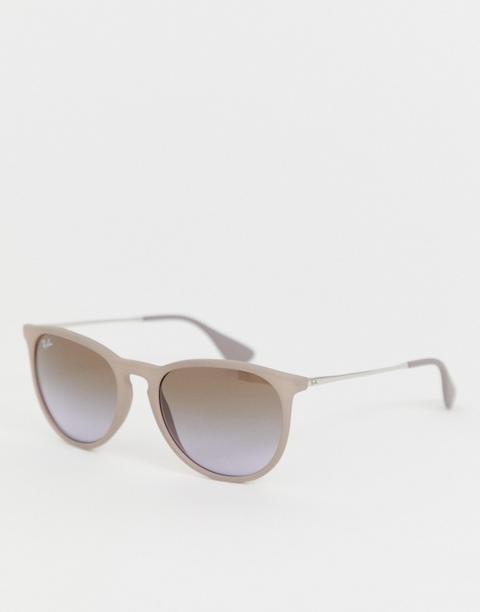 Gafas De Sol Redondas 0rb4171 De Ray-ban-rosa de ASOS en 21 Buttons