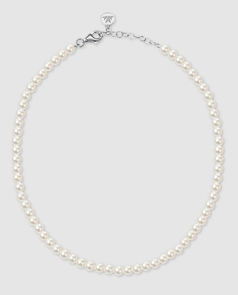 Morellato - Collar Perla De Plata Con Perlas de El Corte Ingles en 21 Buttons