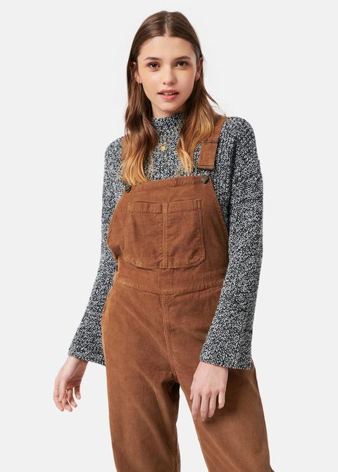 Peto Pantalon Cangoo Pana de Brownie en 21 Buttons
