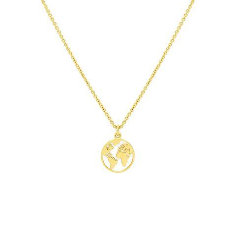 World Necklace - Joyas Online