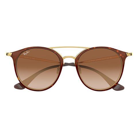 Rj9545s Unisex Sunglasses Lentes: Marrón, Montura: Oro