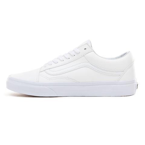 Vans Zapatillas Classic Tumble Old Skool ((classic Tumble) True White) Hombre Blanco