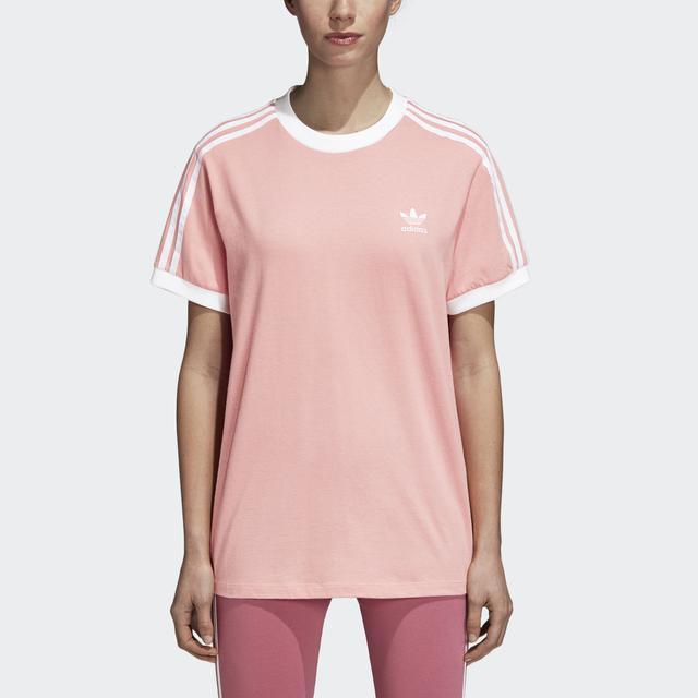 adidas 3 streifen t shirt