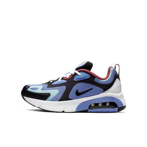 Scarpa Nike Air Max 200 - Ragazzi - Blu de Nike en 21 Buttons