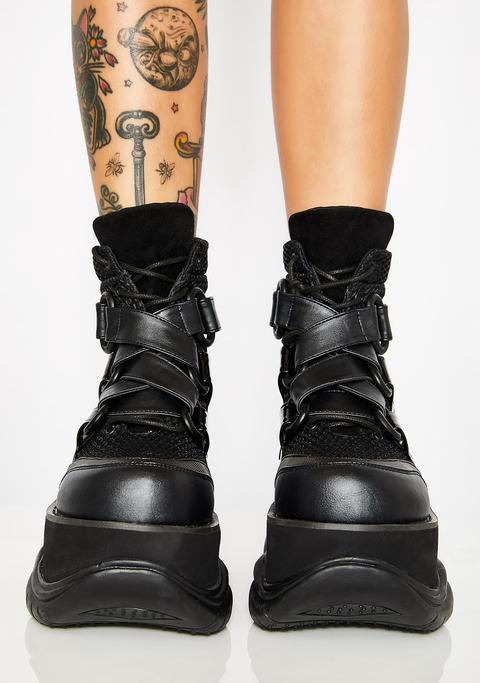 New Hacker Platform Boots
