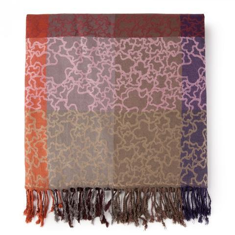 Foulard Kaos En Color Rosa-camel de Tous en 21 Buttons