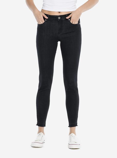 Jeans Skinny Vita Media from Alcott on 21 Buttons