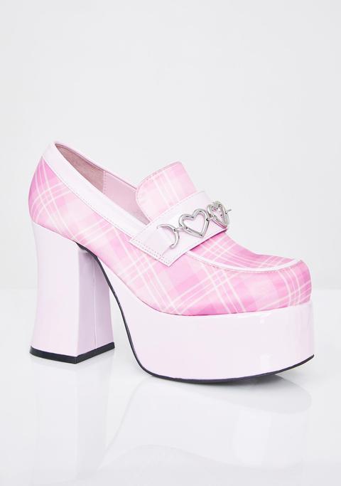Prep Skool Princess Platform Heels from Dolls Kill on 21 Buttons