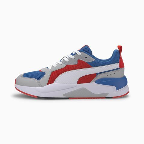 Zapatillas X-ray, Azul/gris/rojo, Talla 35,5 | Puma de Puma en 21 Buttons