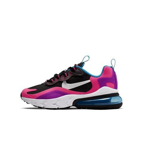 factory authentic 100% genuine performance sportswear Chaussure Nike Air Max 270 React Pour Enfant Plus Âgé - Noir from ...