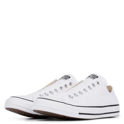 Converse Chuck Taylor All Star Slip Low Top White, Black de Converse en 21 Buttons