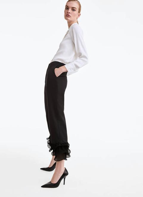 Pantalons Volant de Uterqüe en 21 Buttons