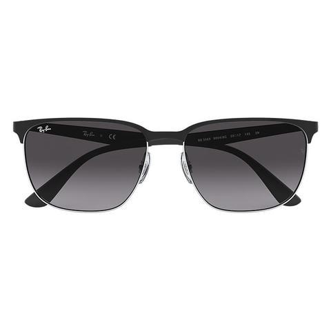 Rb3569 Herren Sunglasses Gläser: Grau, Frame: Schwarz from Ray Ban on 21 Buttons