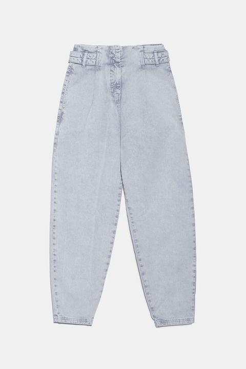 Jeans Z1975 Slouchy Acid Wash
