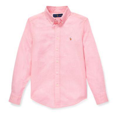 pretty nice 33b21 16edb Baumwollleinen-hemd from Ralph Lauren on 21 Buttons