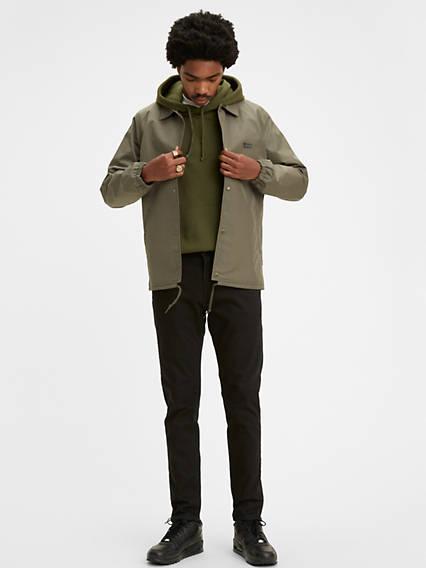 512™ Slim Taper Fit Jeans Negro / Nightshine de Levi's en 21 Buttons