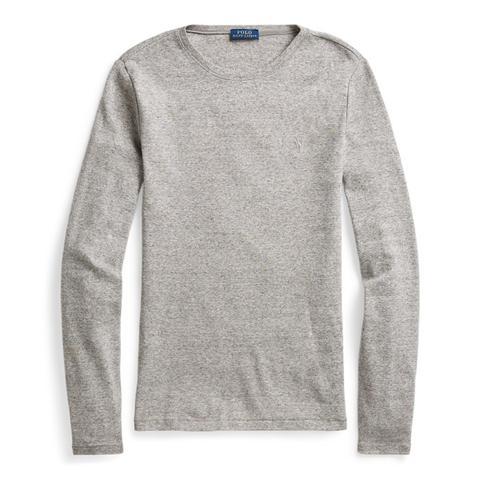 Cotton Long-sleeve Shirt from Ralph Lauren on 21 Buttons