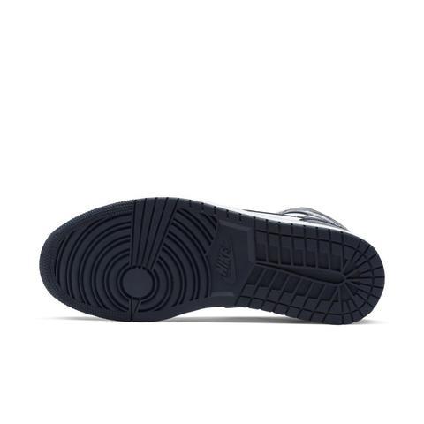 Scarpa Air Jordan 1 Mid - Uomo - Bianco
