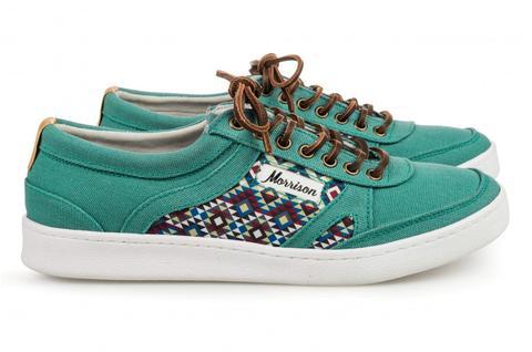 Azteca de Morrison Shoes en 21 Buttons
