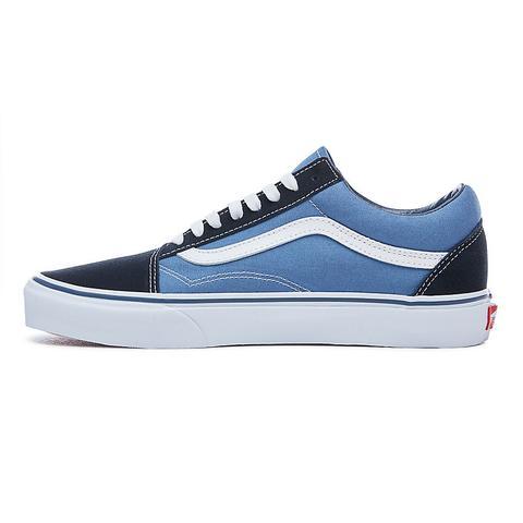 Vans Zapatillas Old Skool (navy) Mujer Azul