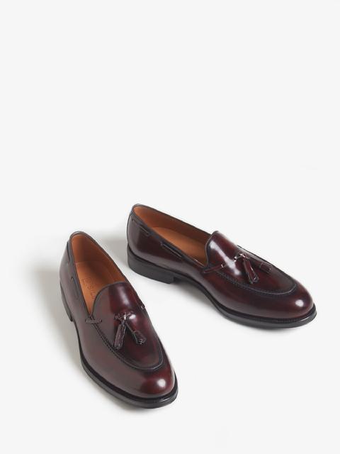 Zapato Vestir Borlas Burdeos de Silbon en 21 Buttons