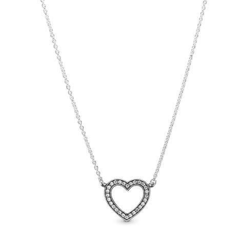 Collar Corazón Amado de Pandora en 21 Buttons