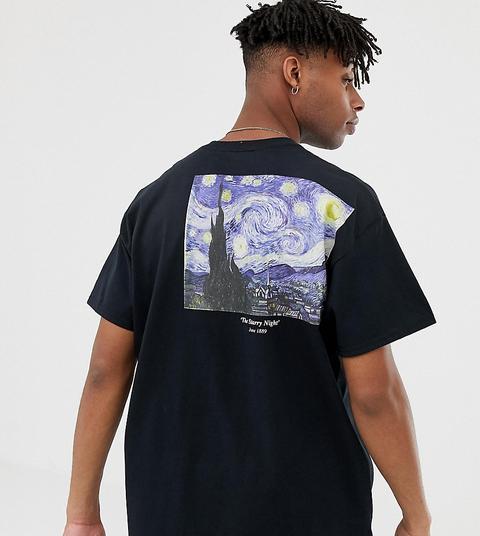 Vintage shirt with print