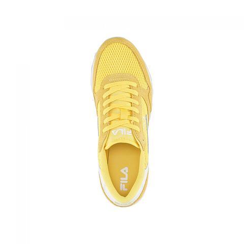 Fila Orbit Zeppa Mesh Wmn Empire yellow from Fila on 21 Buttons